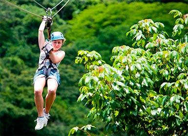 Aventura en Costa Rica