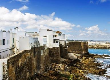 Marruecos: Ciudades Imperiales Al Completo desde Tánger