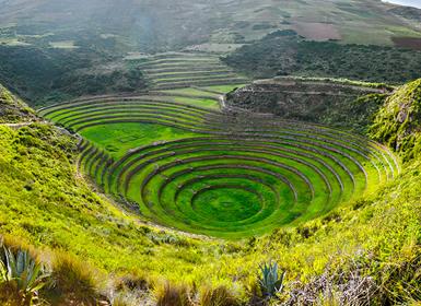 Perú: Perú con Moray