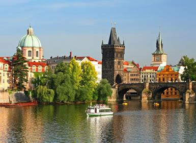 Centroeuropa: Berlín, Praga y Viena