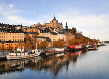 Centro y Norte de Europa: Berlín, Copenhague y Estocolmo