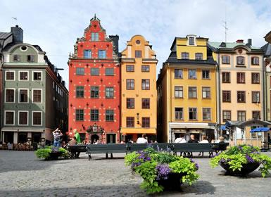 Alemania y Capitales Escandinavas A Fondo