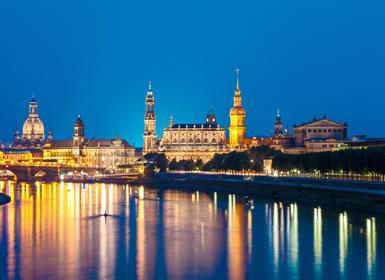 Centro y Norte de Europa: Copenhague, Berlín y Praga