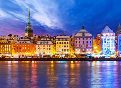 Norte de Europa: Copenhague, Fiordos Noruegos y Helsinki