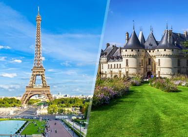 Francia: París y Disneyland