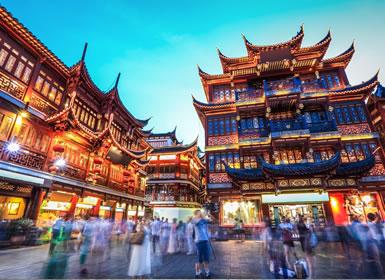 China: Beijing, Xian y Shanghai en tren