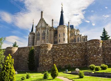 Castilla León: Valladolid, León, Salamanca, Zamora, Burgos y Palencia