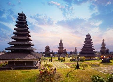 Indonesia: Ruta balinesa