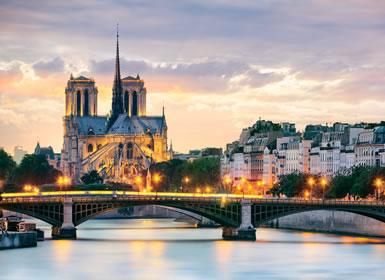 Combinado: París, Venecia y Roma