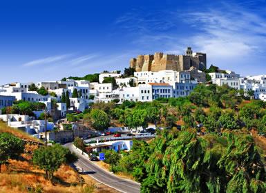 Grecia: Atenas y Crucero de 3 días