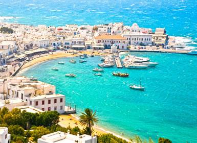 Grecia: Atenas y Mykonos Esencial A Tu Aire