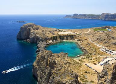 Atenas, Mykonos, Crucero de 4 Días y Santorini A Fondo