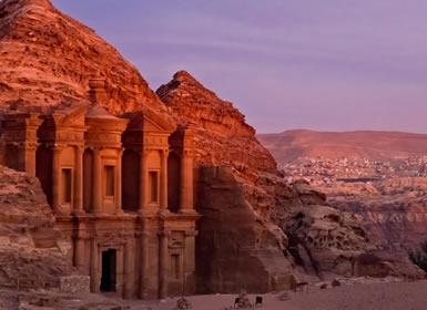 Jordania: Jordania con dos noches en Mar Muerto