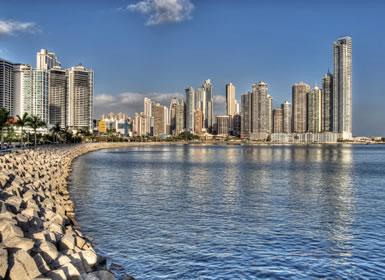 Panamá: Ciudad de Panamá y Bocas del Toro