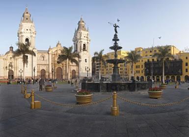 Perú y Colombia: Lima, Cuzco, Machu Picchu, Bogotá y Cartagena de Indias