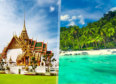 Tailandia: Bangkok y Koh Samui