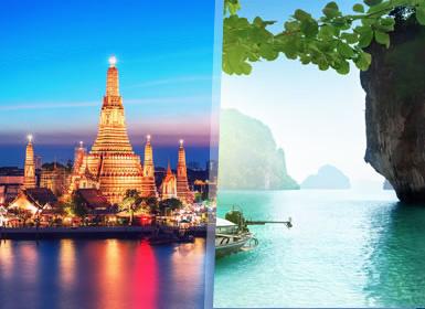 Tailandia: Bangkok y Krabi