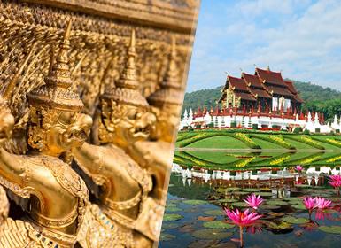 Tailandia: Bangkok y Chiang Mai