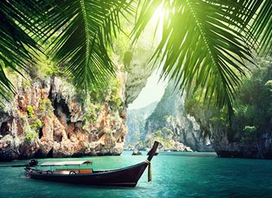 Tailandia: Bangkok, Chiang Mai y Krabi