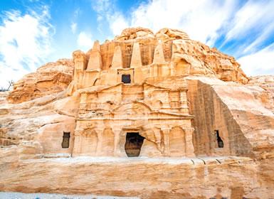 Jordania: Amman, Mar Muerto, Madaba, Petra y Wadi Rum