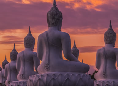 Tailandia: Ruta Norte