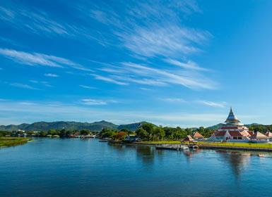 Tailandia: Del Río Kwai al Triángulo de Oro