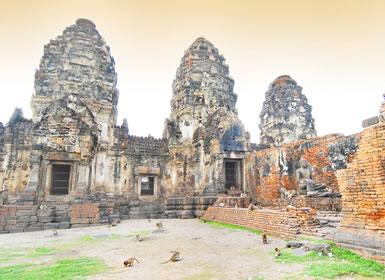 Tailandia: Del Río Kwai al Triángulo de Oro y Krabi