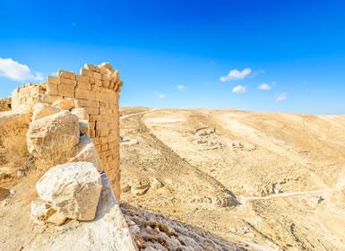 Jordania: Jordania con noche en Wadi Rum y noche en Mar Muerto