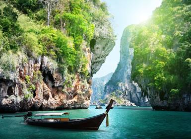 Tailandia: Naturaleza Norte y Krabi