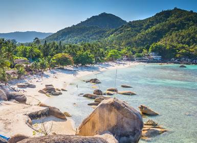 Tailandia: Bangkok, Chiang Rai, Chiang Mai y Koh Samui