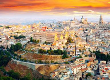 Sur y Centro de España: Andalucía con Toledo y Madrid