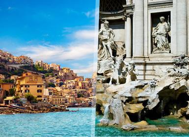 Sicilia, Roma y Sur de Italia A Fondo