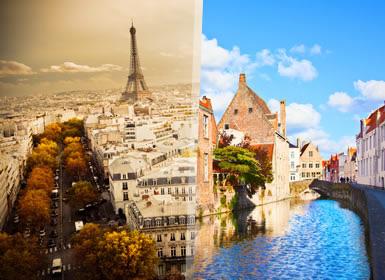 París y Países Bajos Esencial