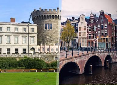 Combinado: Dublín, Londres y Países Bajos