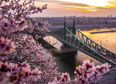 Centroeuropa: Budapest y Viena en tren