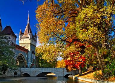 Centroeuropa: Praga, Viena y Budapest en tren
