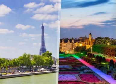 París, Países Bajos y Crucero por el Rhin Al Completo