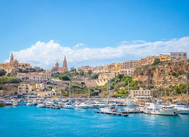 Malta: La Valleta, Mdina e Isla de Gozo