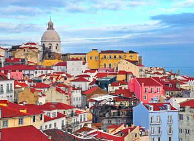 Portugal: Especial Puente del Corpus Lisboa al Completo
