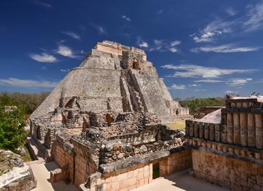 México, Guatemala y Belice: Yucatán, Chiapas, Guatemala y Belice