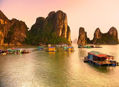 Vietnam: Vietnam de Norte a Sur