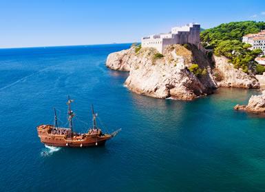Croacia: Crucero en Goleta