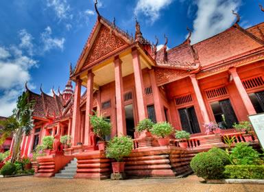 Vietnam y Camboya: Vietnam con Delta del Mekong y Camboya