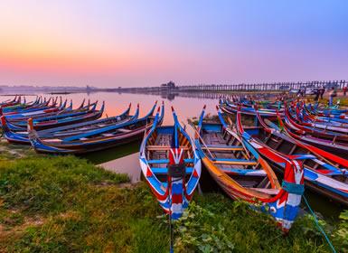 Myanmar-Birmania: Myanmar Al Completo