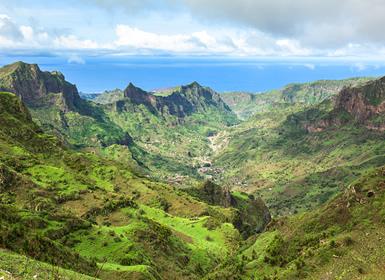 Cabo Verde: São Vicente, Santo Antão, Santiago y Fogo