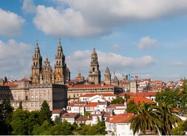 Galicia: Galicia y los cañones del Sil