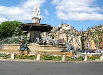 Trenes TGV París - Aix en Provence