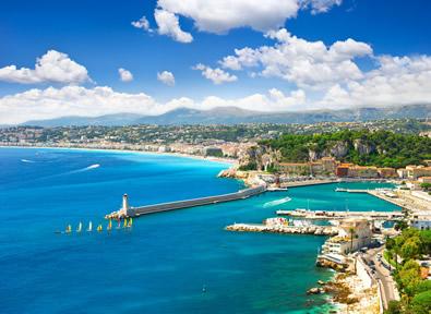 Trenes TGV Marsella - Niza