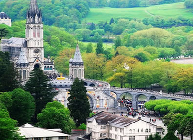 Trenes TGV Hendaya - Lourdes