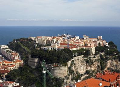 Trenes TGV Marsella - Cannes